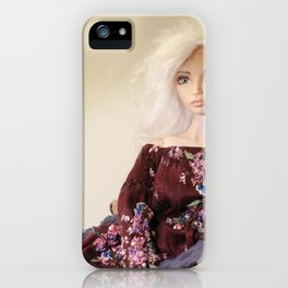 Once Upon A Doll iPhone Case