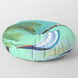 St. Thomas, US Virgin Islands Floor Pillow