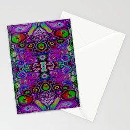Breathing In, Breathing Out Stationery Cards