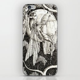 Coming of age iPhone Skin