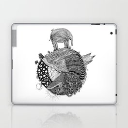 Out of Place - Elephant Laptop & iPad Skin