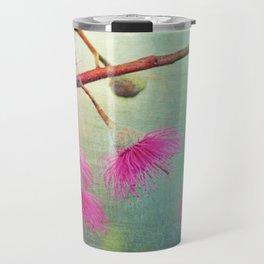 Gum Blossoms Travel Mug