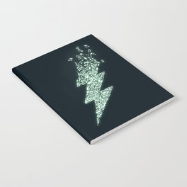 Electro music Notebook