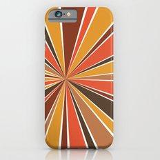 70's Star Burst Slim Case iPhone 6s