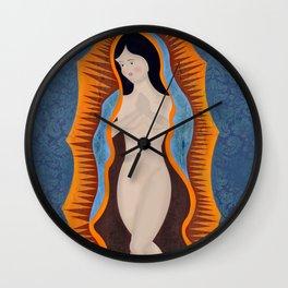 Lupita Wall Clock