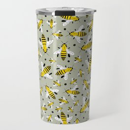 Bee pollinators Travel Mug
