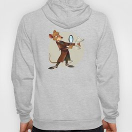 Basil, the great mouse detective! Hoody