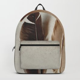 Feathered Pair Backpack