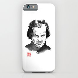 jack torrance iPhone Case