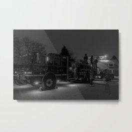 Station 6 Metal Print