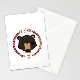 Mr. Bear Stationery Cards
