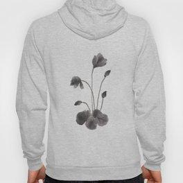 Ink flower Hoody