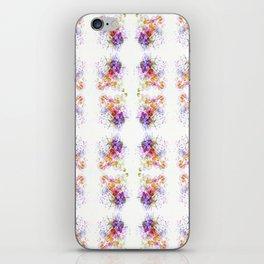 Sweet Flowers Watercolour iPhone Skin