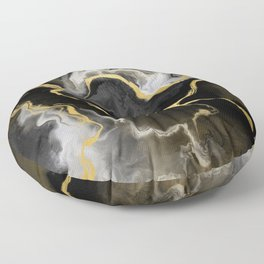 Gold mine Floor Pillow