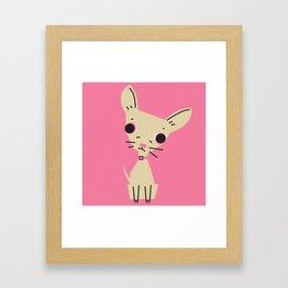Dog_08 Framed Art Print