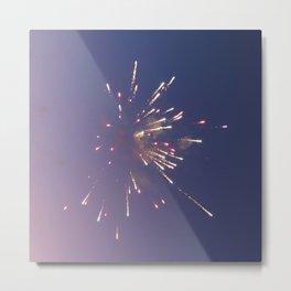 fire.cracker Metal Print