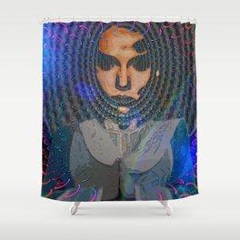 Return of the Divine Feminine Shower Curtain