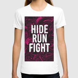 """ABSTRACT LIQUIDS """"54"""" HRF T-shirt"""