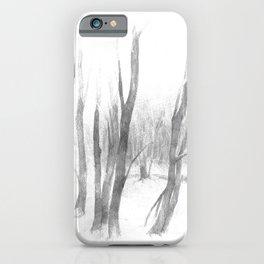Guadarrama en otoño iPhone Case