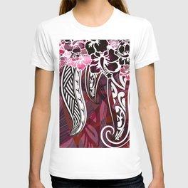 Hawaiian - Samoan - Polynesian Tropical Threads T-shirt