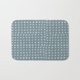 Slate x Dots Bath Mat