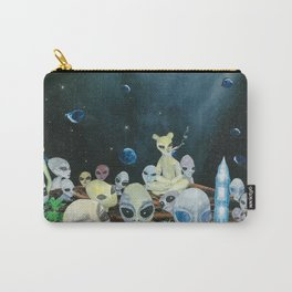 Shades of Greys Carry-All Pouch