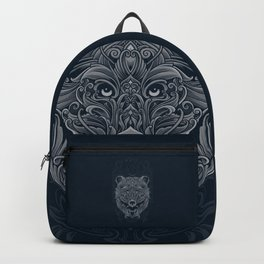 Bear of Wildness Spirit Backpack