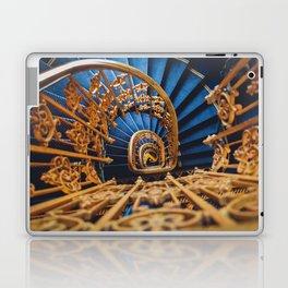 Parisian Staircase Laptop & iPad Skin