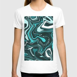 ABSTRACT LIQUIDS III T-shirt
