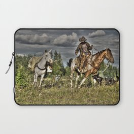 Cowboy Country Laptop Sleeve