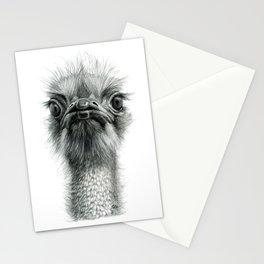 Arrogant Ostrich SK100 Stationery Cards