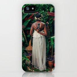 Teesa Back iPhone Case