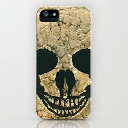 JT SKull iPhone Case