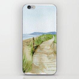 Inverness Beach iPhone Skin
