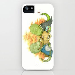 Key to Happiness iPhone Case