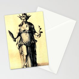 Hecate The Young Stationery Cards