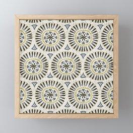 Marcello - Stone Framed Mini Art Print