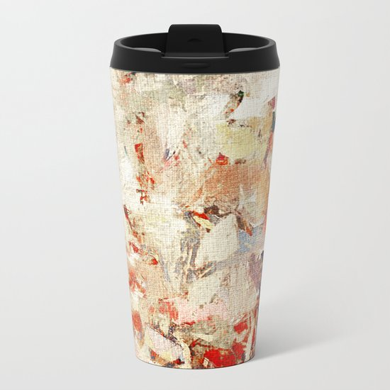 Without any Doubt Metal Travel Mug