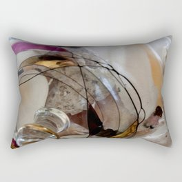 Candy Dish 2 Rectangular Pillow