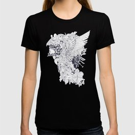 Sikelgaita Lombard Princess in Armor; Adult Coloring  T-shirt