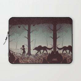 Wolf Parade Laptop Sleeve
