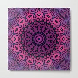 The Pink Tribe Metal Print