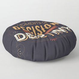 Destiny Floor Pillow