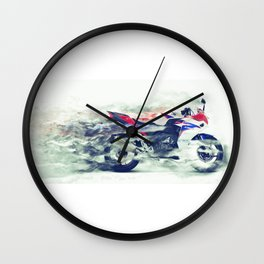 Honda CBR Wall Clock