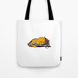 Jabba the Fluff Tote Bag