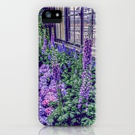 Indoor Spring iPhone Case
