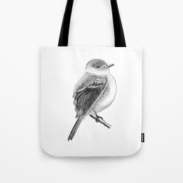 Empidonax The Bird Tote Bag