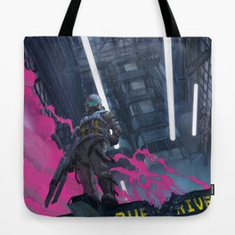overdrive Tote Bag