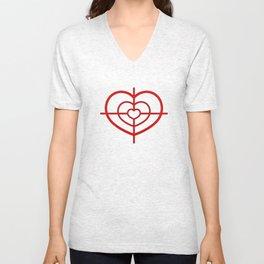 Heartscope Unisex V-Neck