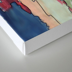 sourya Canvas Print